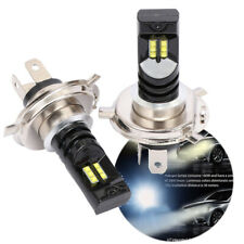 2qty H4 Led Bulb Bi-xenon Hi/lo 110w 26000lm Headlight Conversion Kit Lamp Auto