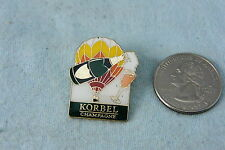 HOT AIR BALLOON PIN KORBEL CHAMPAGNE
