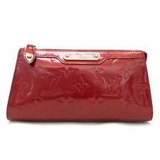 Louis Vuitton Monogram Vernis Trousse Leather Cosmetic Pouch Purse/eEEC
