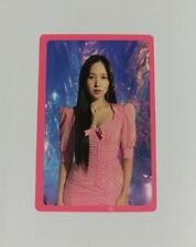Twice Taste Of Love Mina Preorder Photocard
