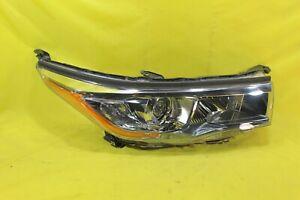 🧩 14 15 16 Toyota Highlander Right RH Passenger Headlight OEM *MINOR SCRATHCES*