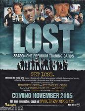 Lost Season 1 Ultra Master Set Autographs Costumes Pieceworks Redemptions Bonus