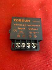 Tobsun Converter 60W Dc-Dc - Ea60-12V - Used