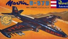 Avion US MARTIN B-57B Night Intruder - Kit Monogram 1/72 n° 10230