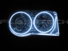 Chrysler 300C White LED HALO HEADLIGHT KIT (2005-2010)