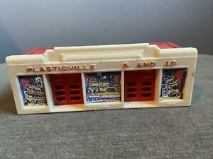 Plasticville HO CS-5 5 and 10 Cent Store Kit Five and Dime Building Train RR