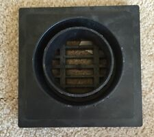 "NDS 640 6"" by 6"" Square Grate with 4"" Adapter"