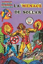 Artima / Arédit  Captain America    N° 14