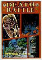 DEATH RATTLE #3, VF+, 1st, Horror, Rats, Veitch,1973, Underground,more in store