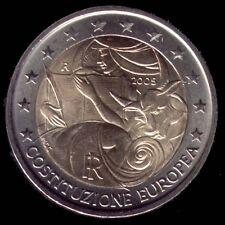 2005 ITALIA 2 Euro COMMEMORATIVA FDC