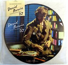 "David Bowie - DJ -Tony Visconti Mix - 2019 - UK - 7"" Picture Disc - NEW"
