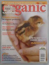 ABC Organic Gardener Magazine September/October 2007 Chickens Healthy Naturally