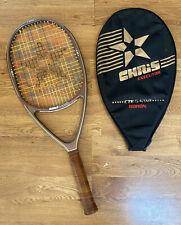 CHRIS Executor 5-Star Boron CTE power Tennis Racquet ORIGINAL w/ Cover 4-1/2