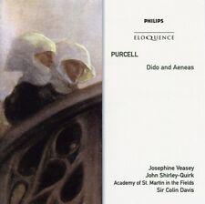 Colin Davis - Purcell: Dido & Aeneas [New CD]