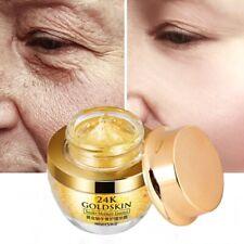cream CAnti Gold Snail 24k Care Wrinkle Skin Face Serum Aging Essence Facial