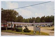 PLEASANTVILLE NJ Crescent Motel 1960 Chevrolet Impala Conv 1957 Chevrolet Belair