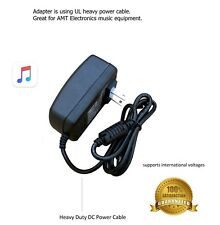 Ac Dc Power Adapter Power Supply for Amt Electronics Legend Amp Series Ii P2