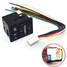 84872-52040 Folding Rear View Outer Mirror Control Switch for Toyota Scion Lexus