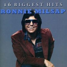 RONNIE MILSAP 16 BIGGEST HITS CD NEW