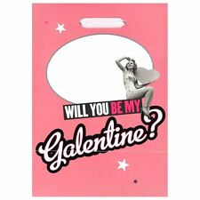 Gift Bag Soap&Glory Personalised Will You Be My Galentine Valentines/Day/NEW