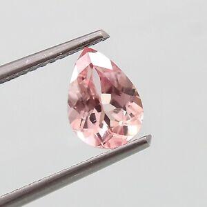 AAA Ceylon Padparadscha Sapphire Loose Pear Gemstone Cut Beautifull Fashion Jewelry Making Product 9x7 MM Guenine Pear Matching Pair