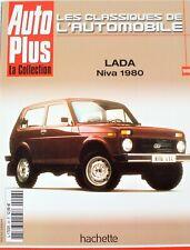 LIVRET AUTO PLUS LES CLASSIQUES DE L'AUTOMOBILE  : LADA  NIVA