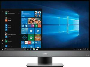 "Dell Inspiron 7777 27"" FHD Touch AiO 2.4GHz i7-8700T 12GB RAM 1TB HDD - READ"