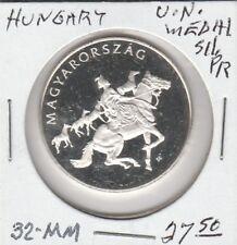 """(H) Token - Hungary - United Nations - """"Magyarorszag"""""""