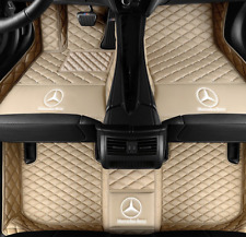 FIT 2005-2020 Mercedes-Benz all models luxury custom waterproof floor mats