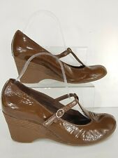 b8257023 Clarks Wedge 100% Leather Mary Janes Heels for Women for ...