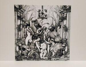 GHOST B.C. 12x12 Infestissumam Original Album Cover Art Artwork Reprint Record