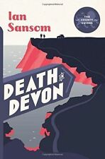 Sansom, Ian, Death in Devon (The County Guides), Very Good Book