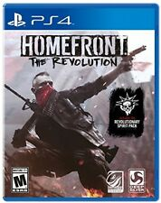 Homefront: The Revolution [PlayStation 4, 2016] - Brand New & Sealed !!