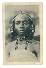 ERITREA TIPO BARIA AFRICA ORIENTALE COLONIE D'ITALIA INDIGENI ANNI '30
