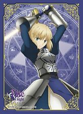 Fate/stay night Heaven`s Feel Saber Card Game Character Sleeves 80CT Anime Art