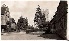 Hough on the Hill near Caythorpe & Grantham. Street & Church.