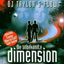 DJ Taylor & F.L.O.W. Die unbekannte Dimension (2000)  [CD]