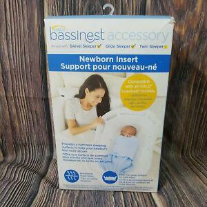 HALO Swival Sleeper Bassinet Bassinest Newborn Insert White