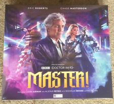 The Worlds Of Doctor Who Master Big Finish