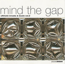 Various - Mind The Gap Ultimate Breaks & Beats Vol 2 CD Ed Rush Mr Scruff Tosca