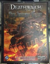 Fantasy Flight Warhammer 40K RPG Deathwatch Jericho Reach  Brand New MSRP $49.99
