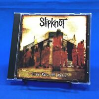 *RARE* Slipknot ‎– Live. Rare. Kill. Repeat | CD Unofficial Release OOP [TESTED]