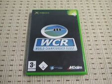 WCR World Championship Rugby für XBOX *OVP*