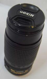 Nikon Nikkor AF-S SWM VR ED IF 70-300mm 4.5-5.6 G Auto Focus Lens #3
