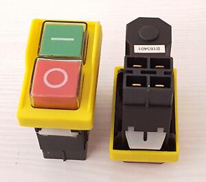 Scheppach Schalter Ersatzschalter für Scheppach BTS 800 Band und Tellerschleifer