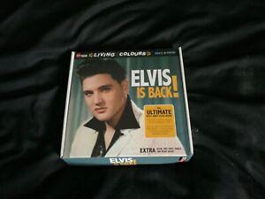 ELVIS PRESLEY-ELVIS IS BACK BOX SET