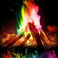 Colored Flame Powder Flame Stain Party Outdoor Bonfire Flame Color Change Agent