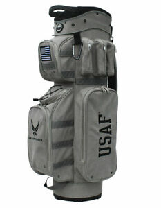 New Hot-Z Golf US AIR Force Golf Cart Bag Active Duty USA