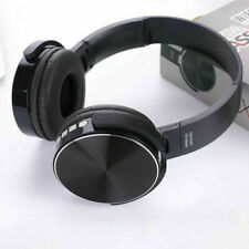 ✅ Wireless Bluetooth Noise Canceling Over Ear Headphones Stereo Headset w