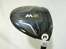 New Taylormade m2 16.5* 3 HL Fairway Wood Regular flex Taylor made M-2 H L 3w